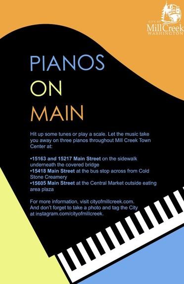 Pianos on Main