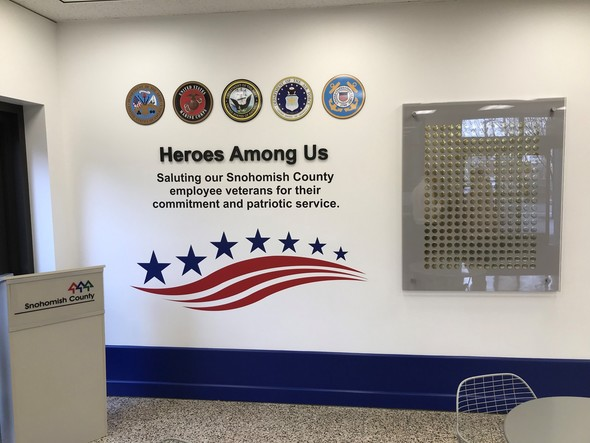 Veterans Wall 1