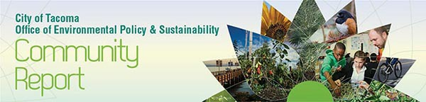 Sustainability Semi-Annual Report Masthead