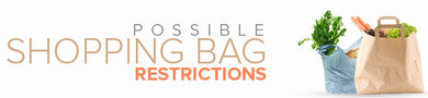 Possible Bag Restrictions