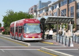Bus Rapid Transit Sample