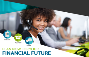 Plan now for your financial future