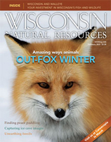 Natural Resources Magazine front cover