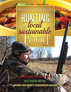 Hunting for local sustainable food