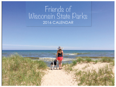 2016 Friends of Wisconsin State Parks Calendar