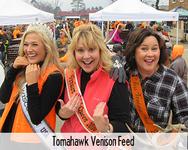 Tomahawk Venison Feed