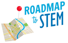 Roadmap to STEM logo