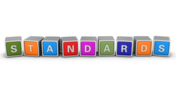 Standards Block Letters