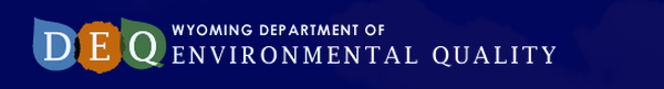 Wyoming Department of Environmental Quality