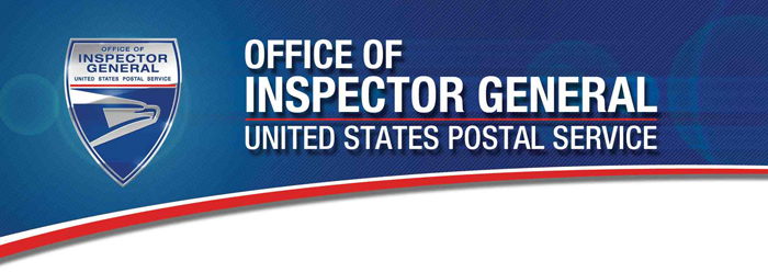 US Postal Service Office of Inspector General subscription banner graphic