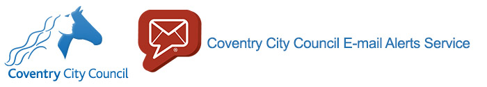 Coventry City Council Banner Image