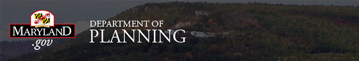 Department of Planning Banner