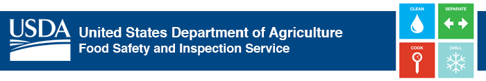 USDA FSIS Email Subscription