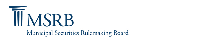 Municipal Securities Rulemaking Board