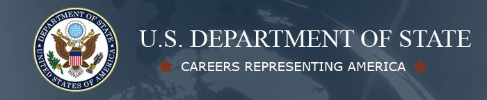 U.S. Department of State - Careers Representing America - careers.state.gov
