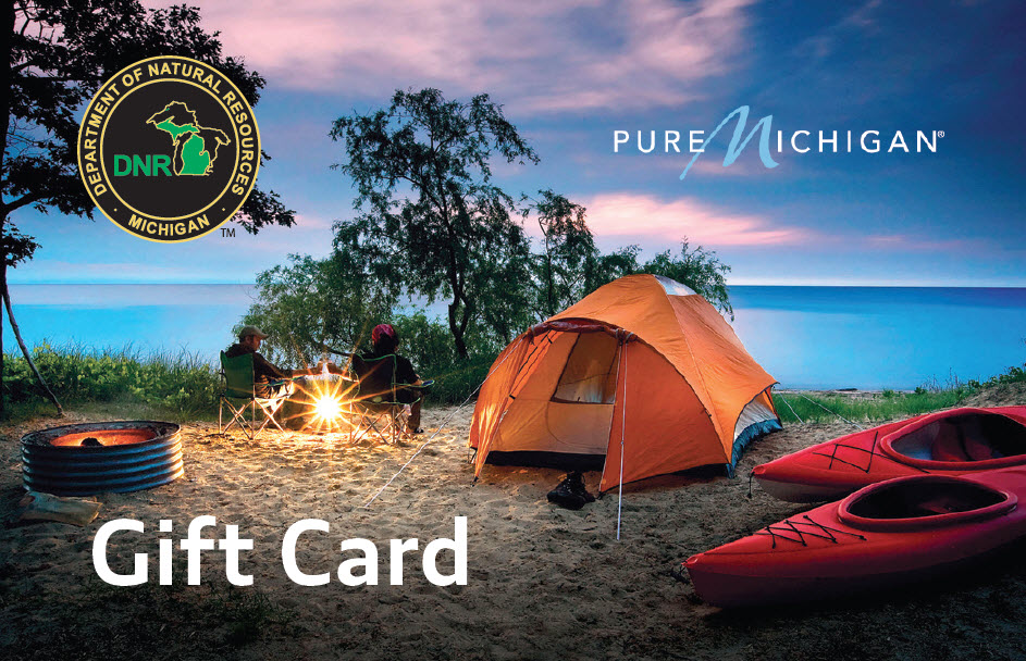Give The Gift Of Pure Michigan Memories With Dnr Gift Cards