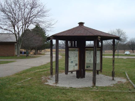 Maybury State Park plans for expanded trailhead welcome center