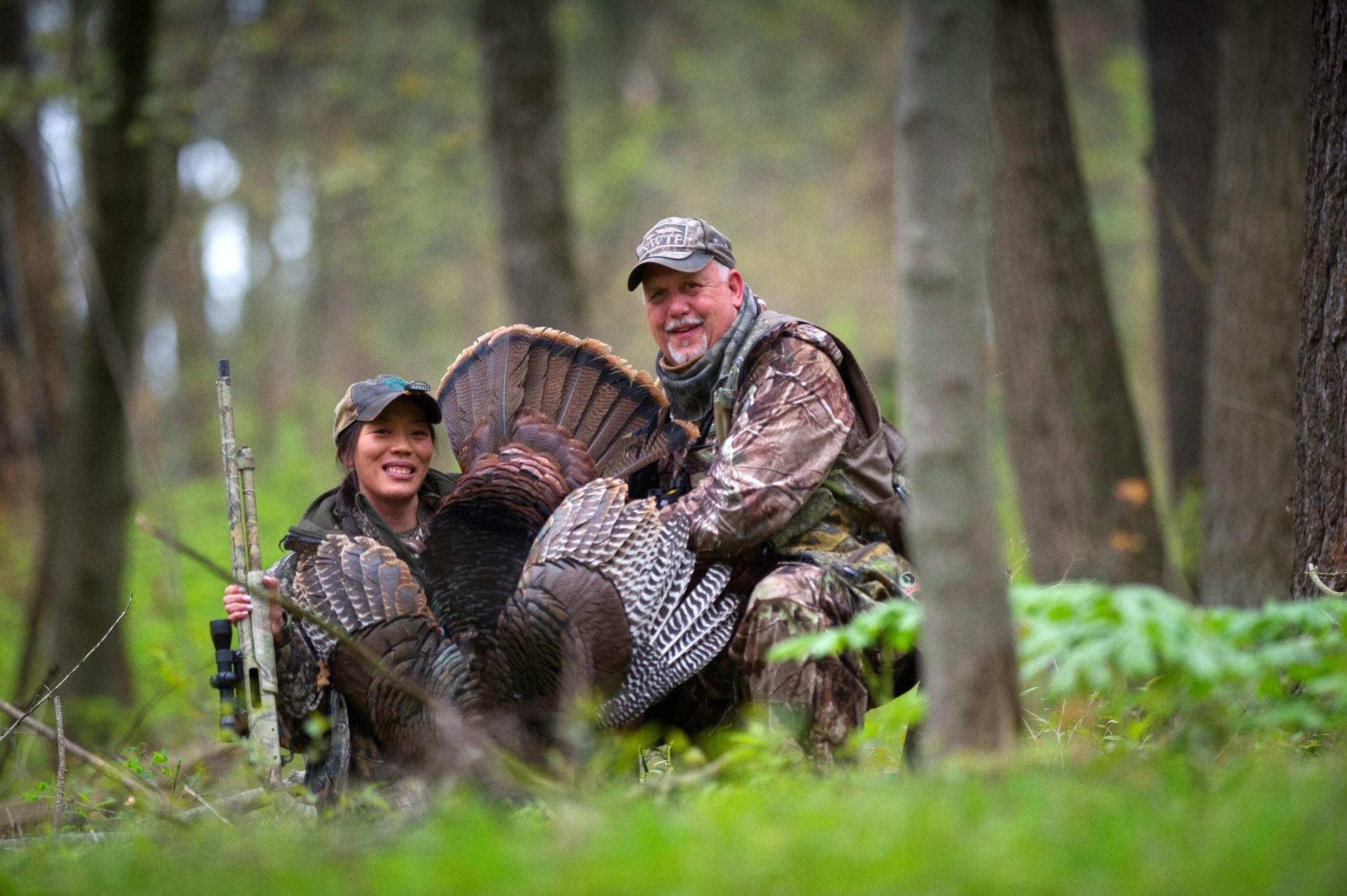 Michigan turkey season dates