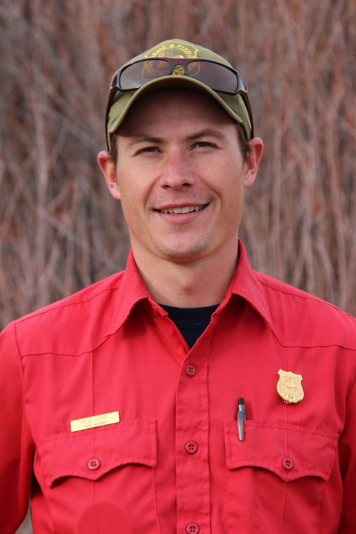 Rob hipp named new torrington game warden for Wyoming fish and game