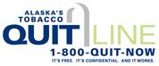 Alaska's Tobacco Quit Line 1-800-QUIT-NOW