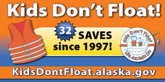 Kids Don't Float - 32 Saves since 1997
