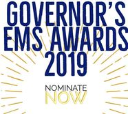 Governor's EMS Awards, Nominate here.