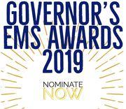 Governor's EMS Awards, Nominate here.