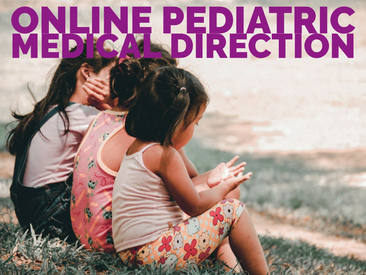 Online Pediatric Medical Direction