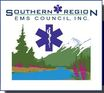 Southern Region Emergency Medical Services Council Incorporated Logo