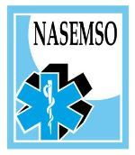 National Association of EMS State Officials logo