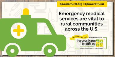 Honoring Rural EMS