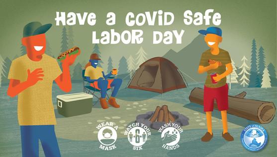 Happy Labor Day - be COVID-conscious