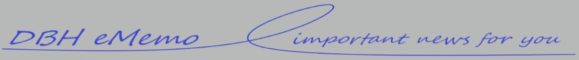 DBH eMemo Logo