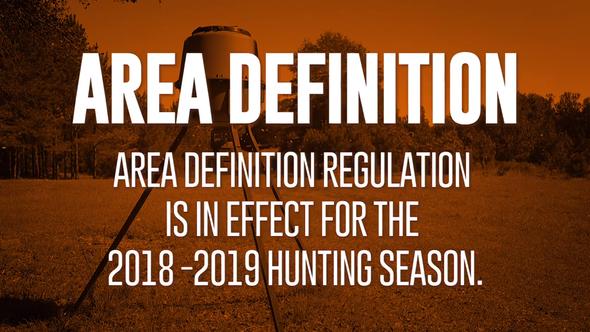 area definition