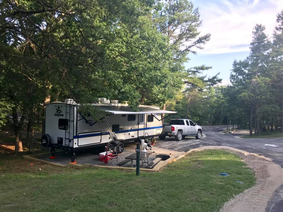 Cheaha campground