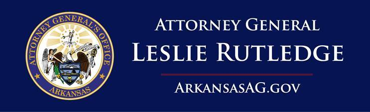 Attorney General Leslie Rutlegde Arkansasag dot gov