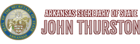 arkansas secretary of state john thurston