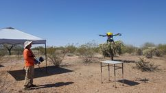 ADOT's first drone heads out on flight near US 60