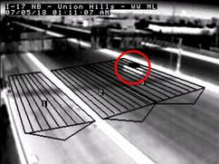 I-17 detection