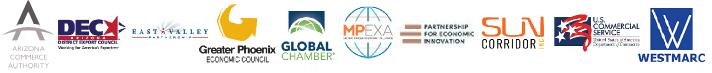 Sun Corridor Export Recognition Program Partners
