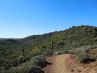 Cave Creek Go John Trail