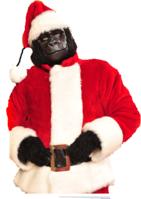 gorilla claus