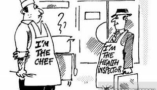 Chef and Inspector