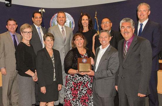 Roseann Osborn Perez award