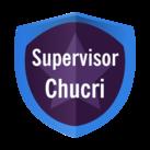 Chucri reading badge