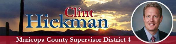 Supervisor Clint Hickman