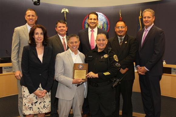 Tom Manos Award