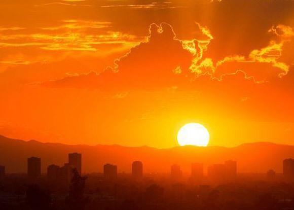 Maricopa County heat