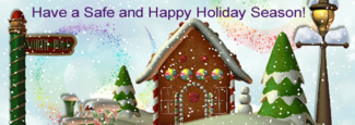 Safe and Happy - Holidays