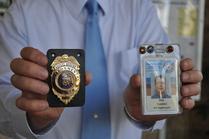 Inspector - Badge